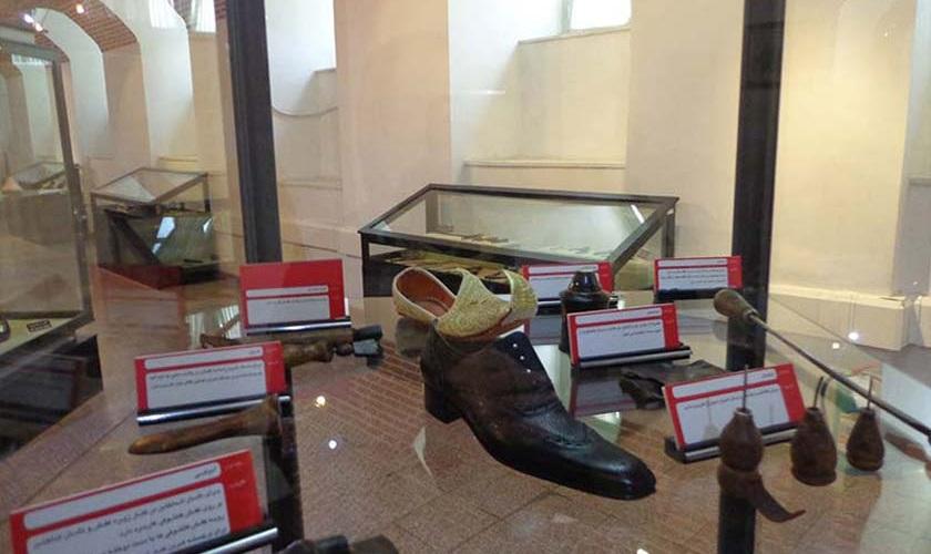 موزه کفش تبریز