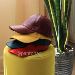 کلاه چرمی