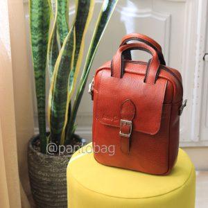 کیف دوشی چرمی مردانه