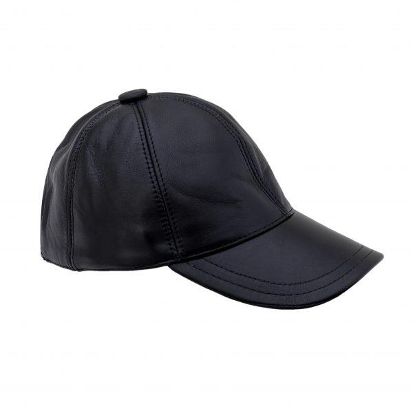 کلاه چرمی مردانه